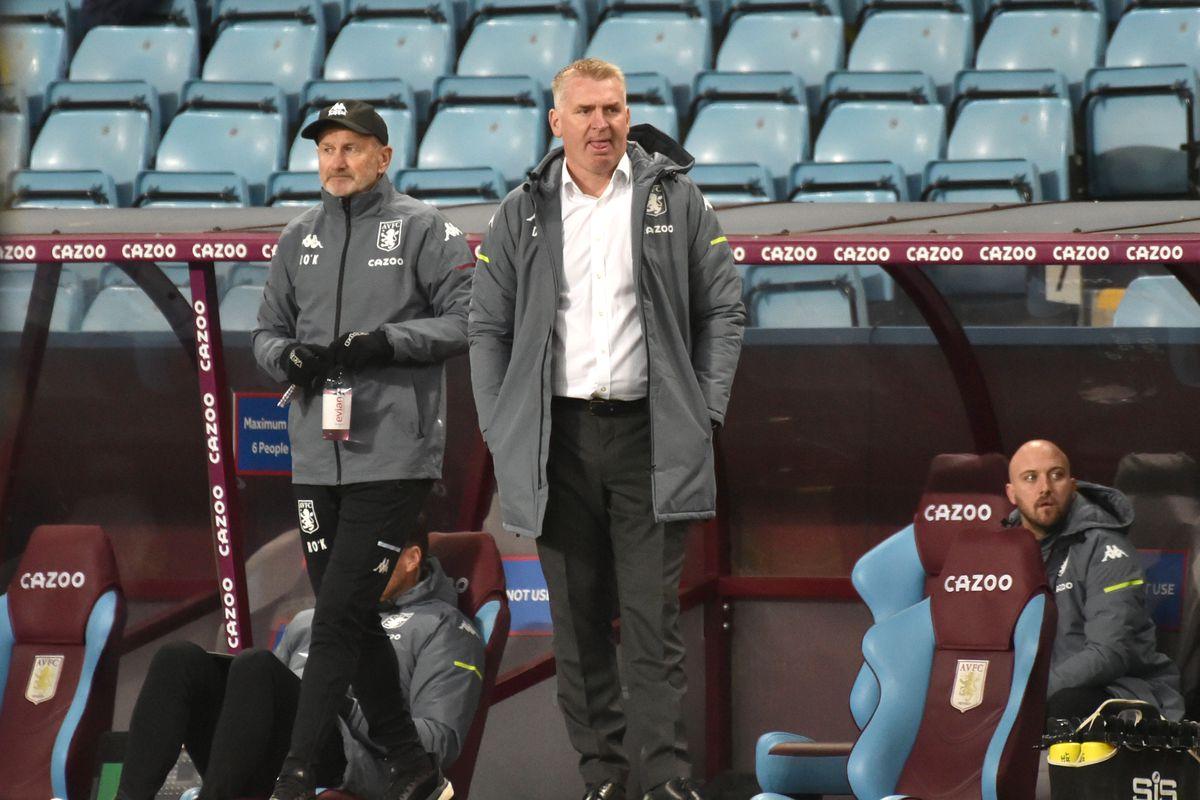 Aston Villa v Stoke City - Carabao Cup - Fourth Round - Villa Park