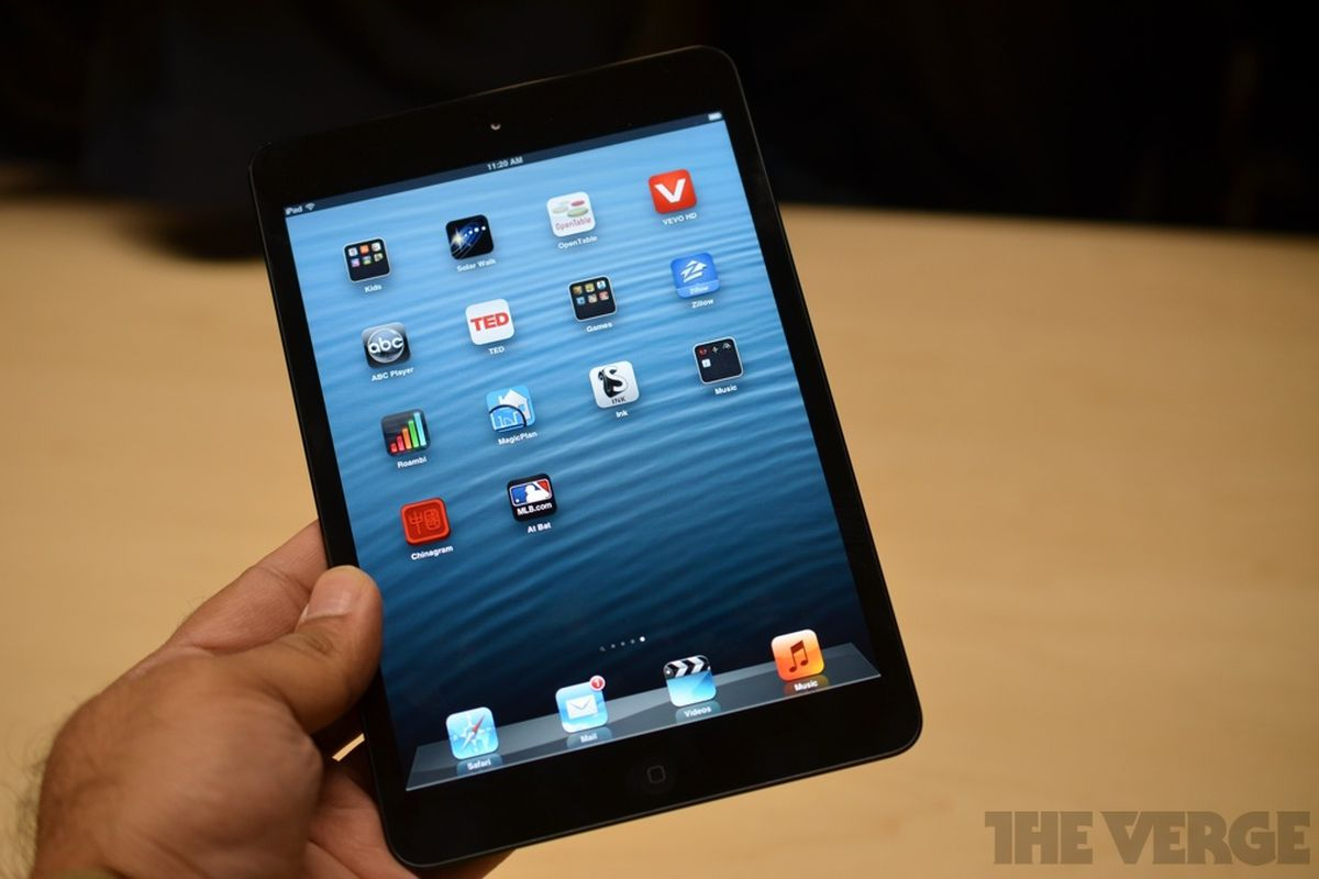 The iPad mini's price is high, low, and everything in ...