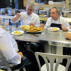 """<a href=""""http://eater.com/archives/2011/08/01/anthony-bourdain-elbulli-interview.php"""" rel=""""nofollow"""">Eater Interviews: Anthony Bourdain on the elBulli Episode of No Reservations</a><br />"""