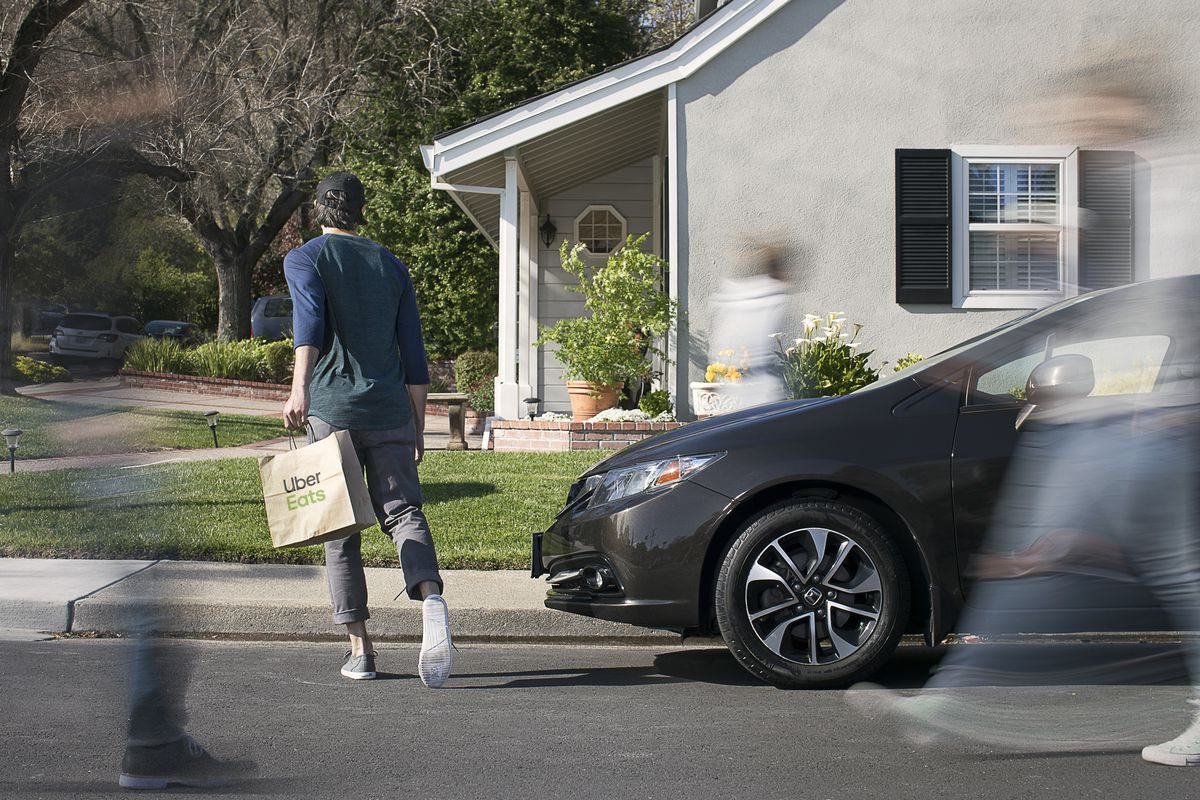 Uber Eats announces its plan to conquer the US suburbs - The