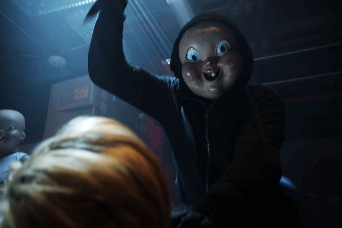 Happy Death Day 2U finds the fun in self-referential
