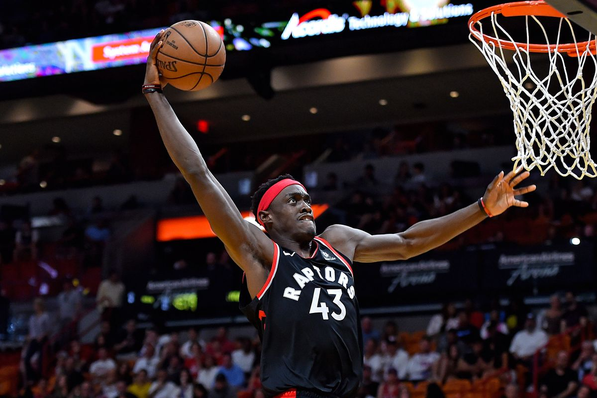 Five thoughts recap: Toronto Raptors 125, Miami Heat 104, Pascal Siakam