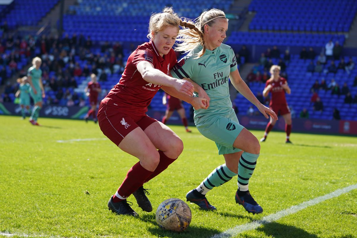 Liverpool Women v Arsenal Women - WSL