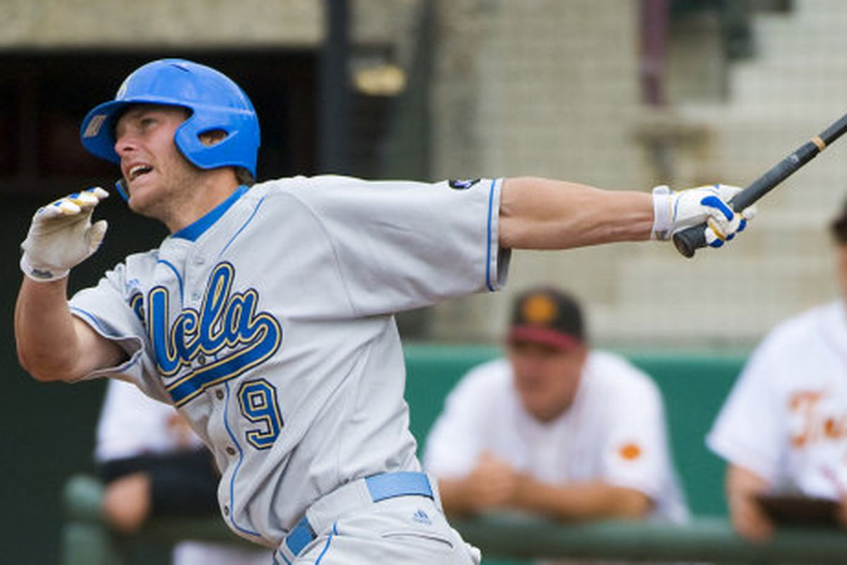 Blair Dunlap extended his hit streak to 10 games on Saturday (Photo Credit: Official Site)