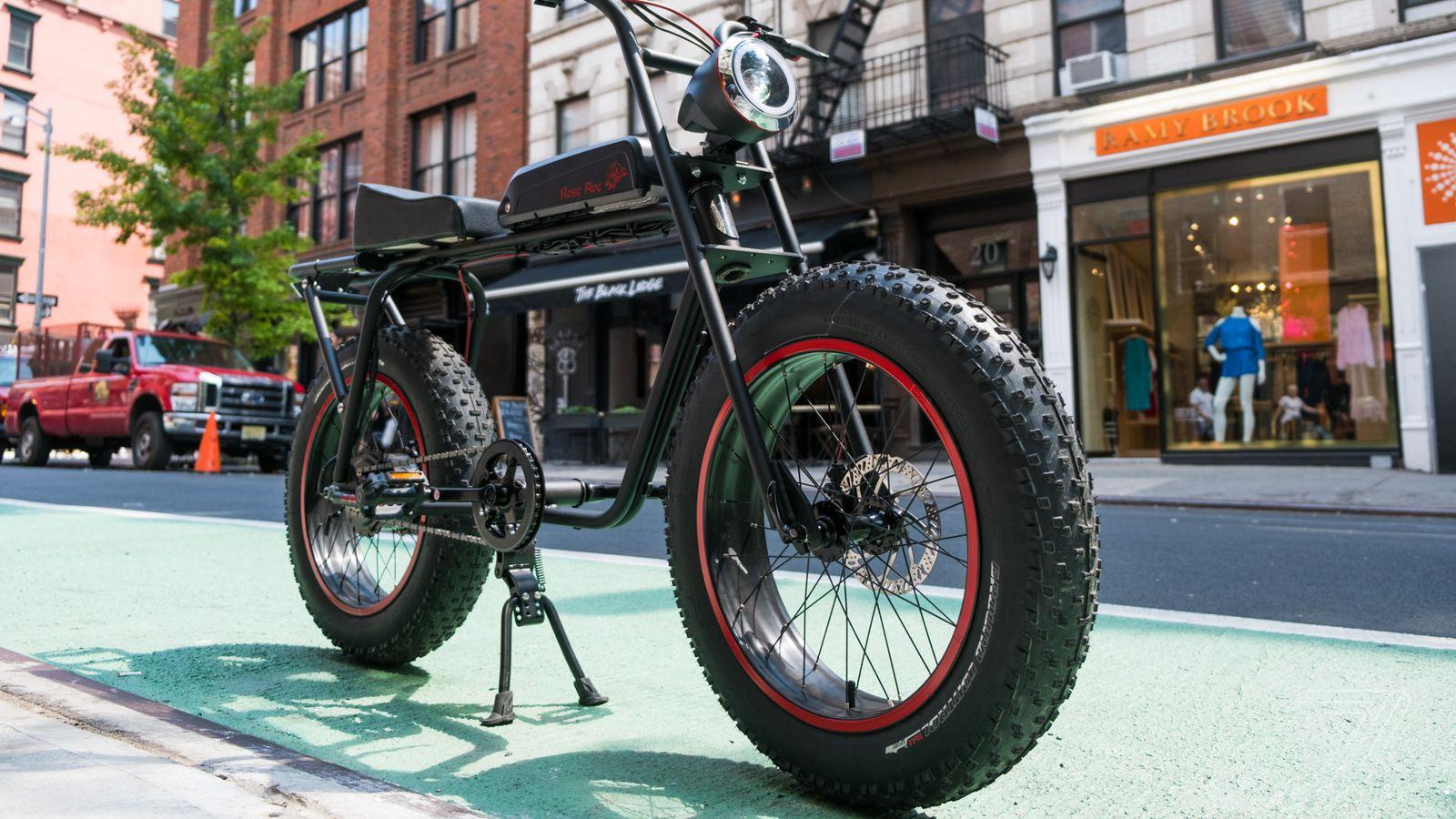 The Super 73 Scout e-bike is a city cruiser for the future