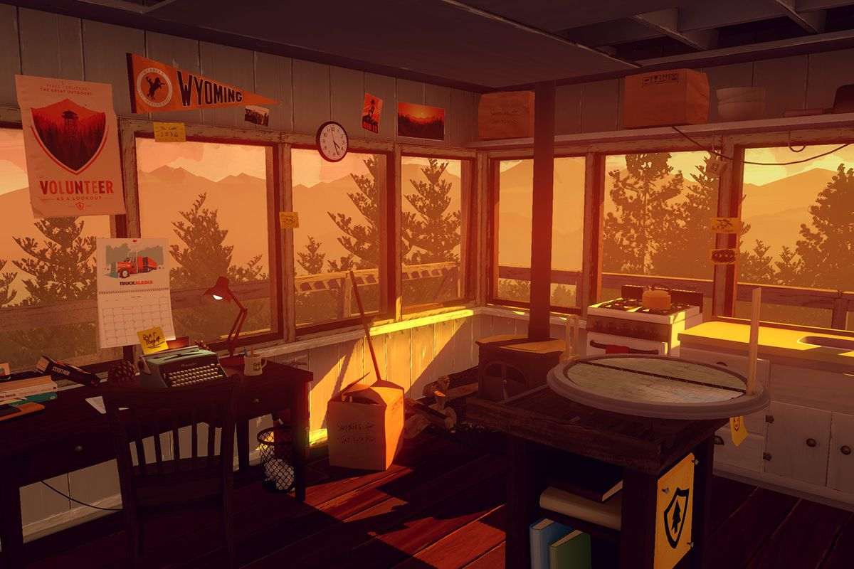 Firewatch review screen large