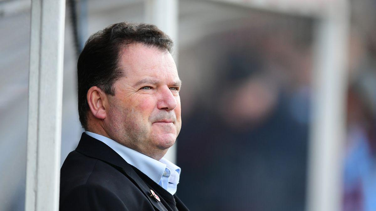 Scunthorpe United v Bristol Rovers - Sky Bet League One