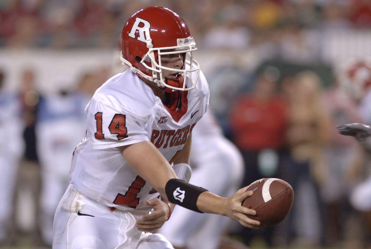 NCAA Football - Rutgers vs South Florida - September 29, 2006