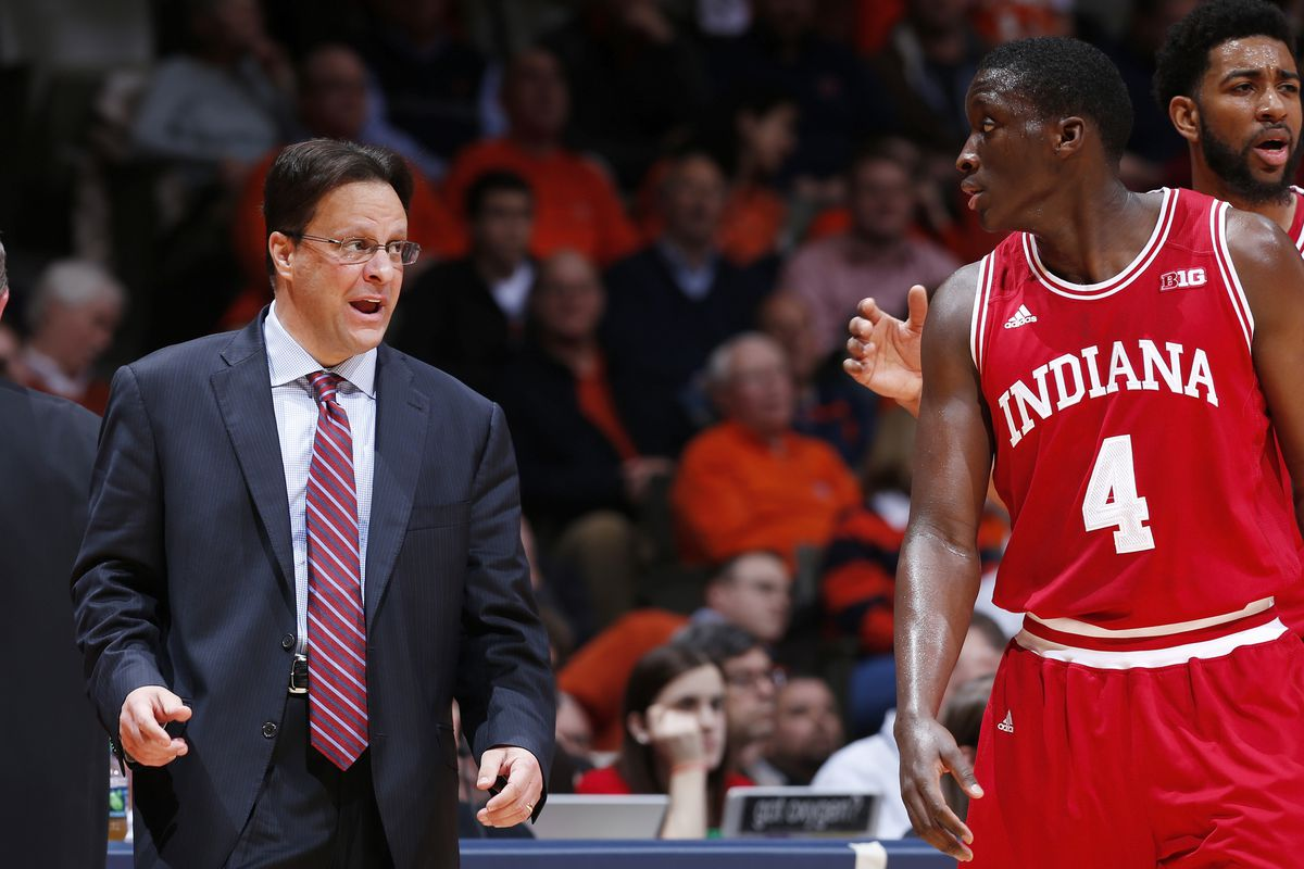 Tom Crean and Victor Oladipo look to get off the schneid against the Buckeyes