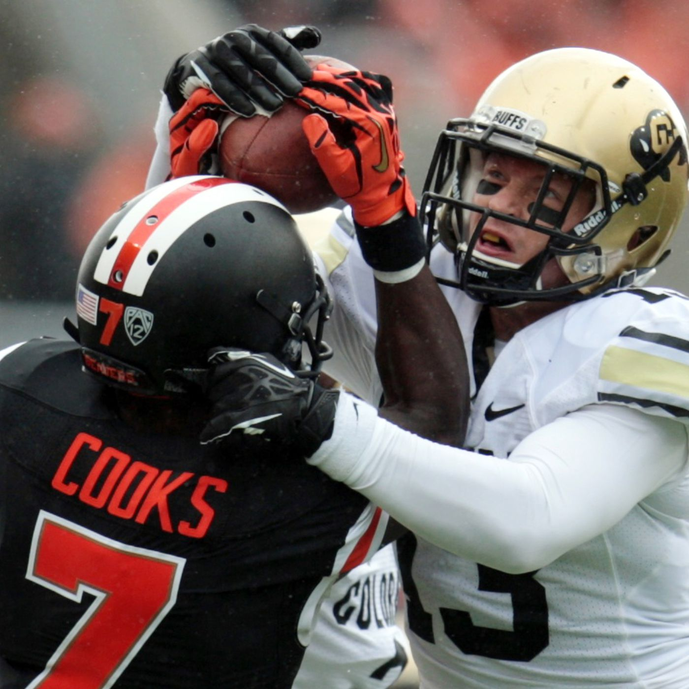 detailed look e0f35 72b0d 2014 NFL Draft Prospects: Oregon State WR Brandin Cooks a ...