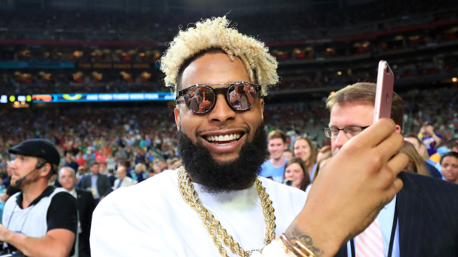 Odell Beckham Jr Signs Biggest Nike Shoe Deal Ever For