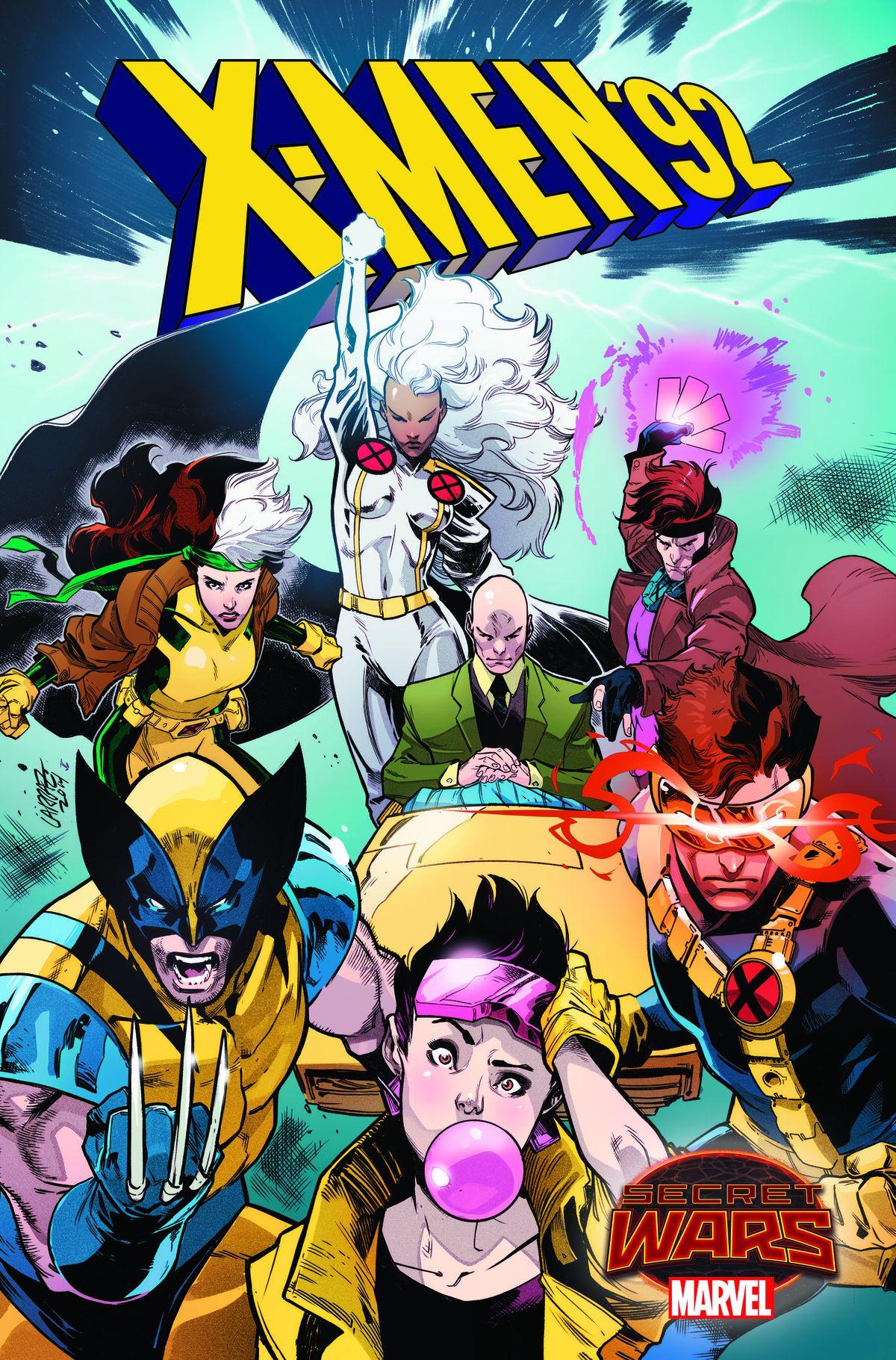 X-Men 92 Hi Res