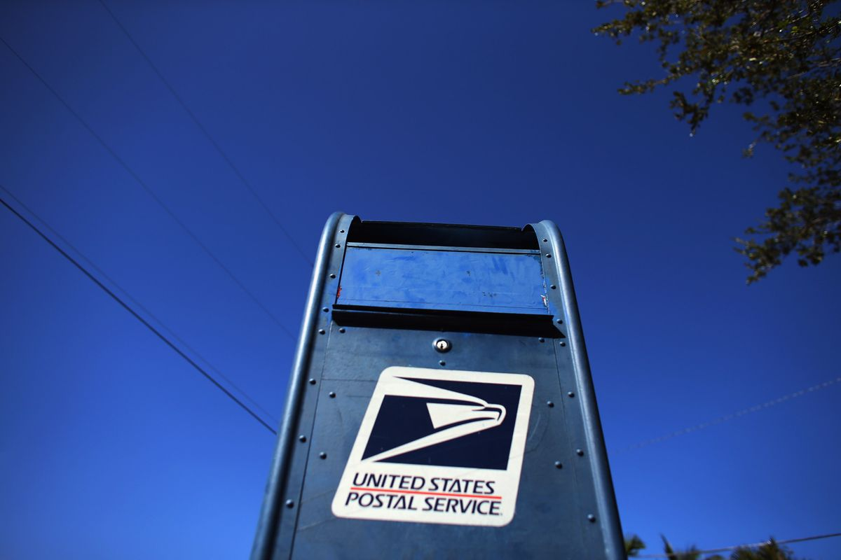 U.S. Postal Service Reports Yearly Loss Of 15.9 Billion Dollars