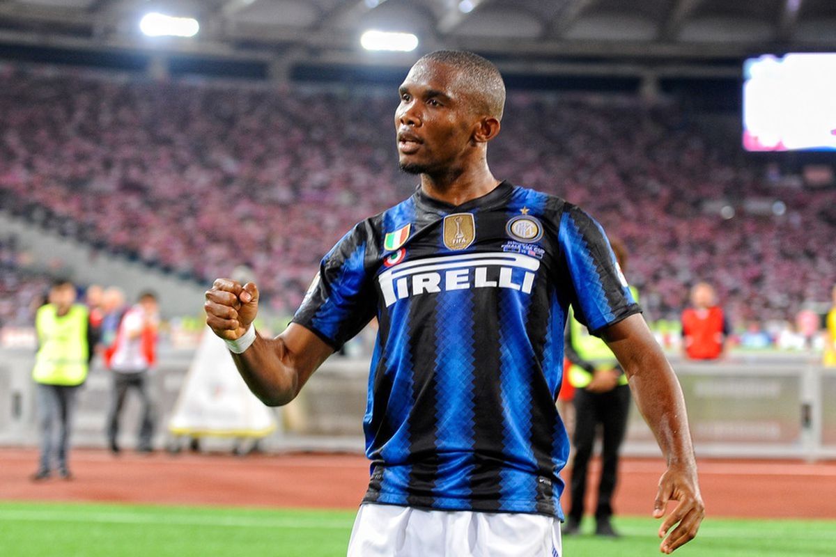 Could Samuel Eto'o possibly return to Inter?