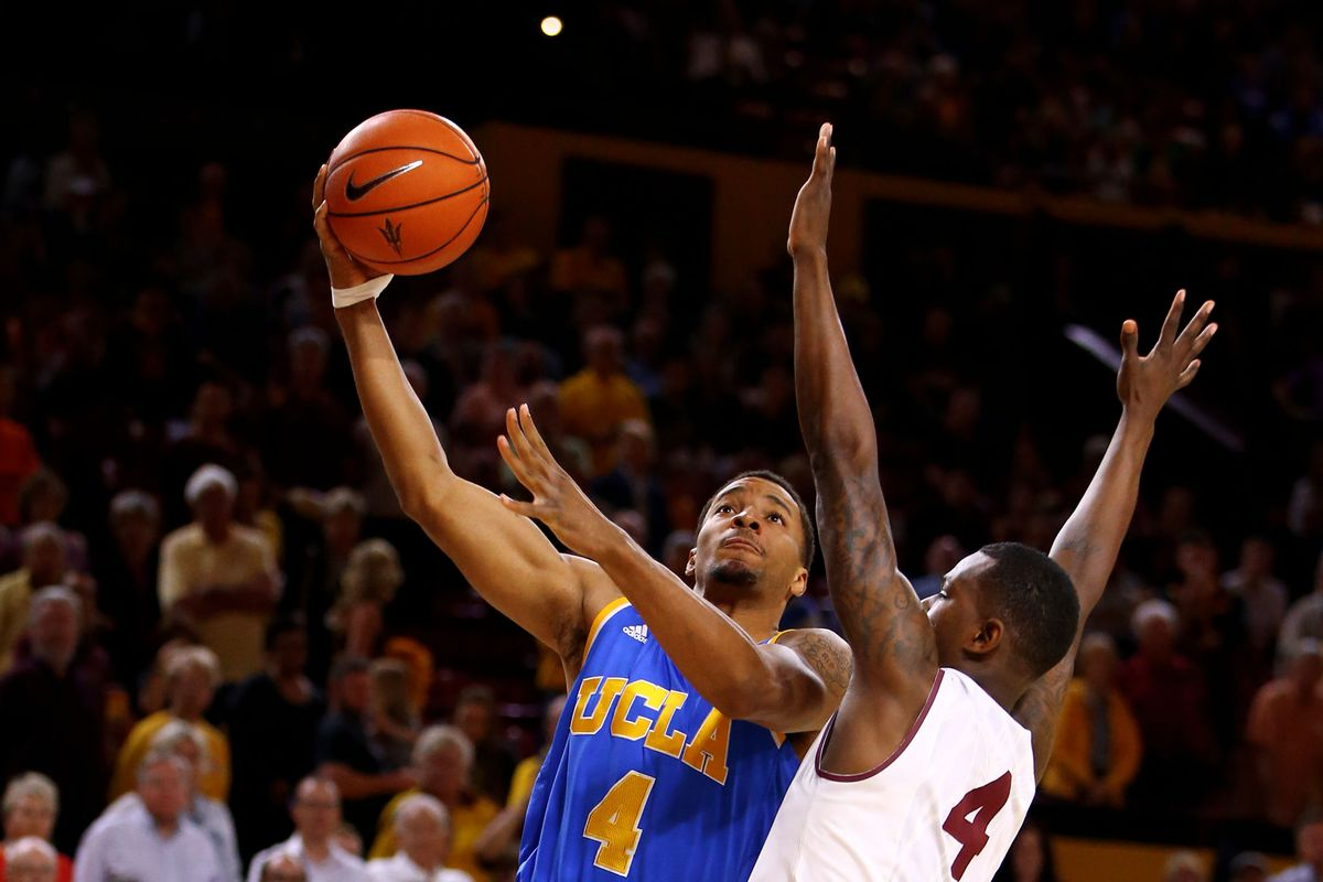 Powell tried his best but his backcourt mates let UCLA down