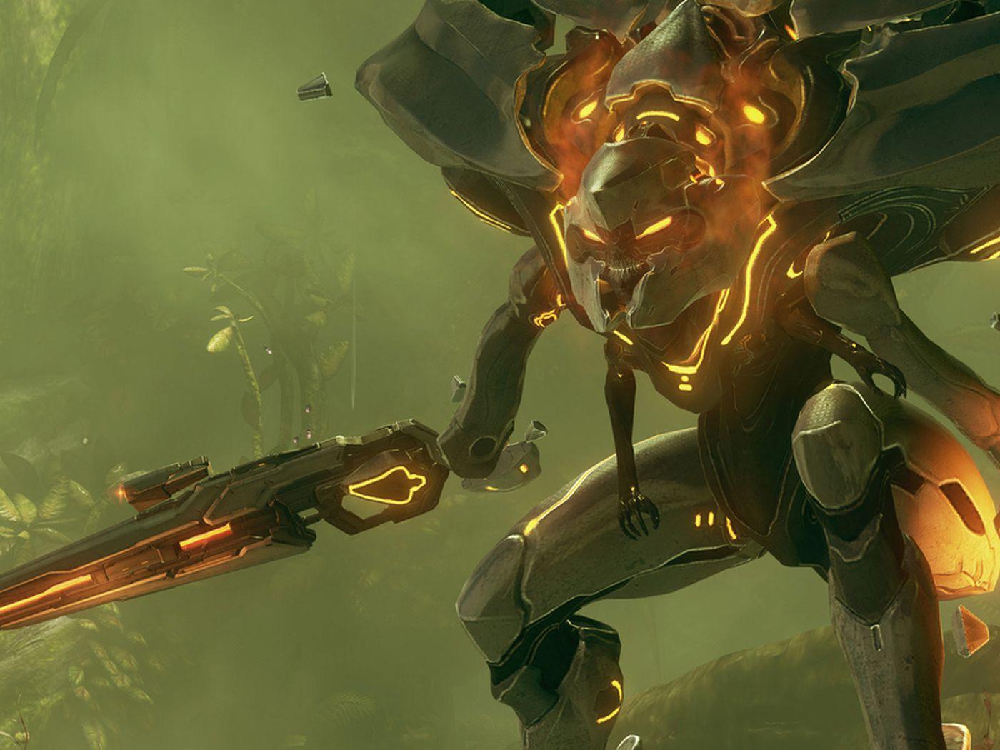 Halo 4 Designer Chronicles Building The Prometheans Polygon