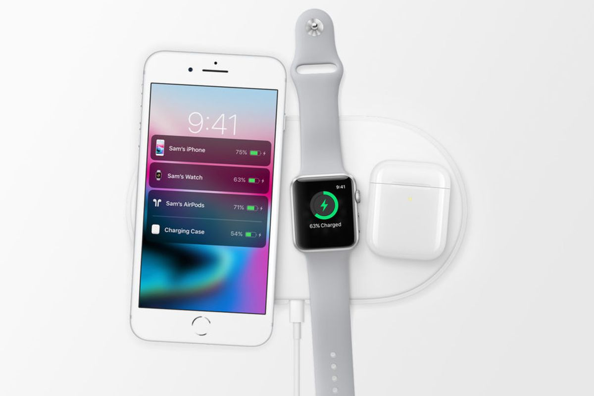 newest b772b dbb77 Apple's AirPower reportedly appears on boxes for AirPods wireless ...