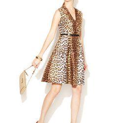 Roxanne Silk V-Neck Dress. Original price $448, Gilt price $209