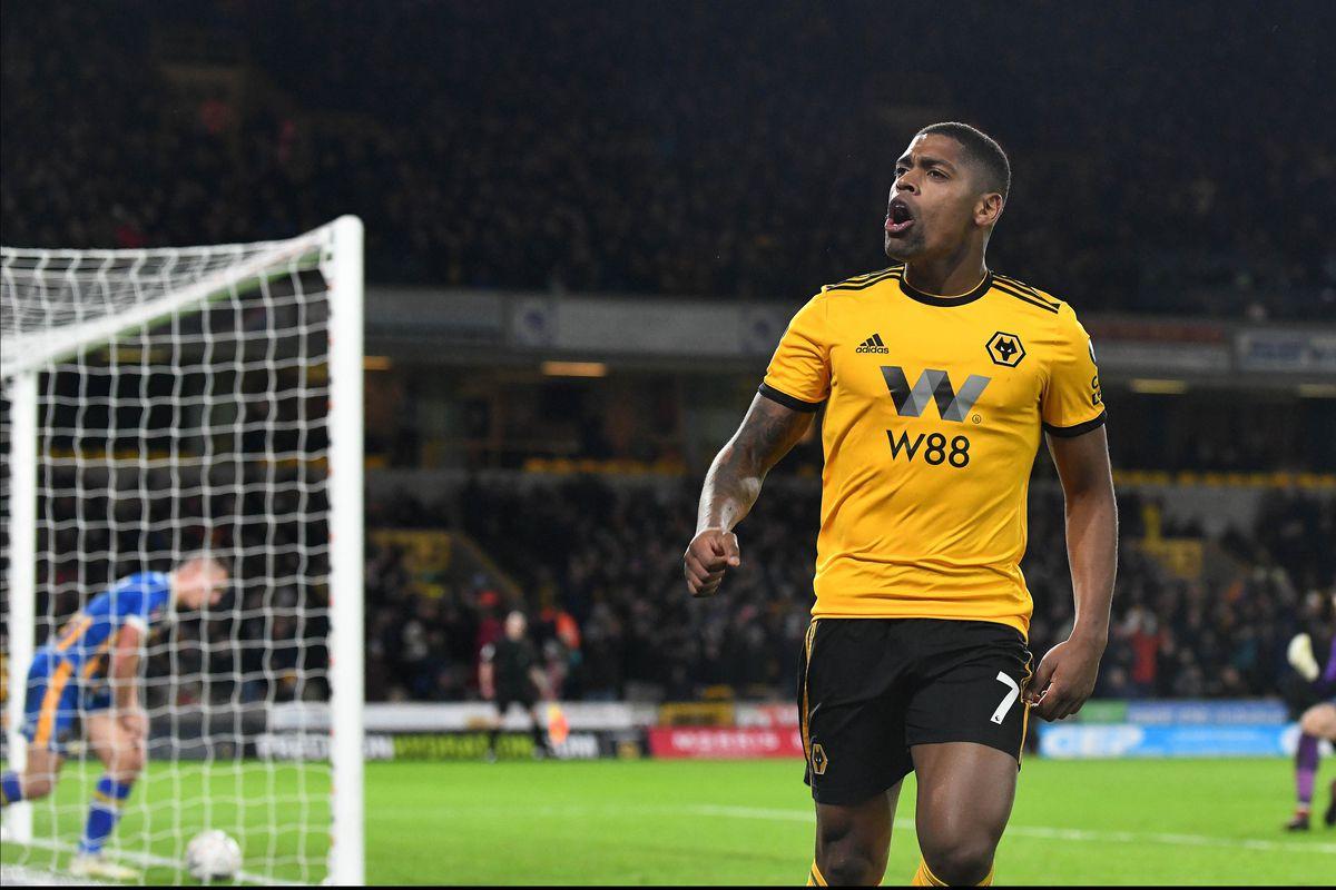 Wolverhampton Wanderers v Shrewsbury Town - FA Cup Fourth Round Replay