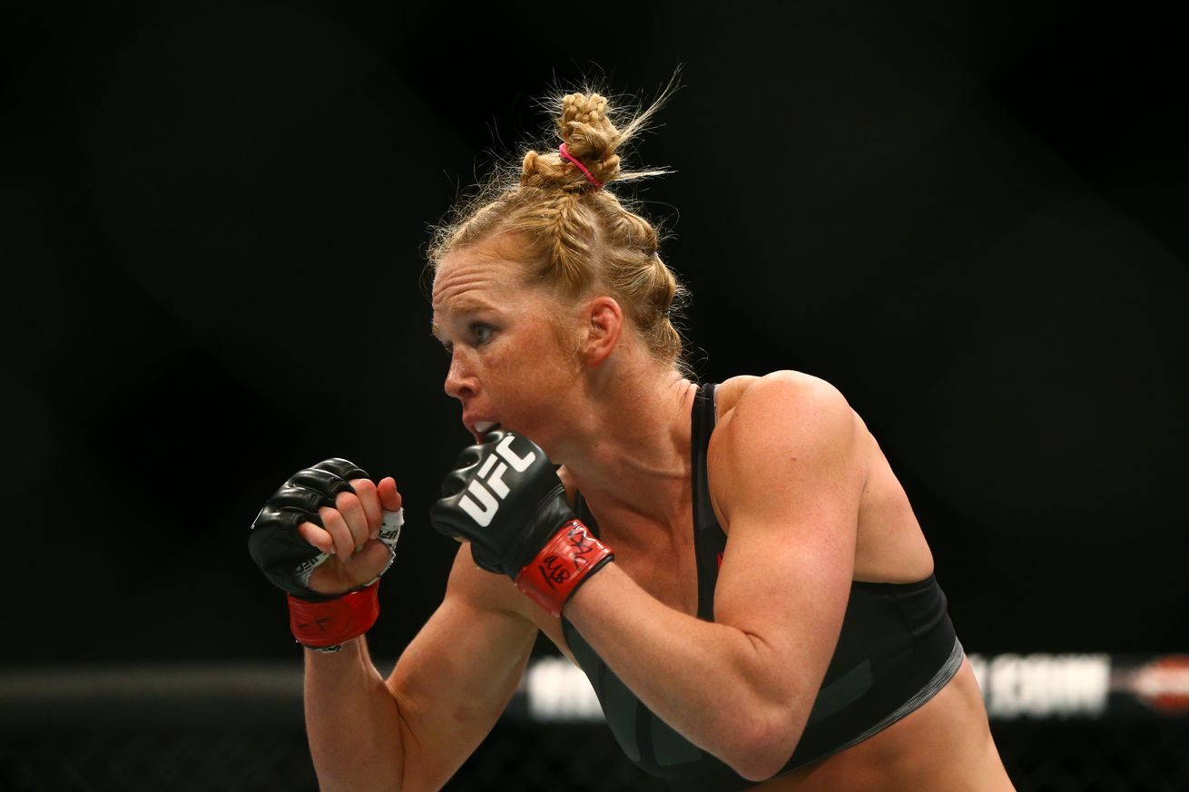 How to watch UFC Fight Night 111: Holm vs. Correia TOMORROW in Singapore