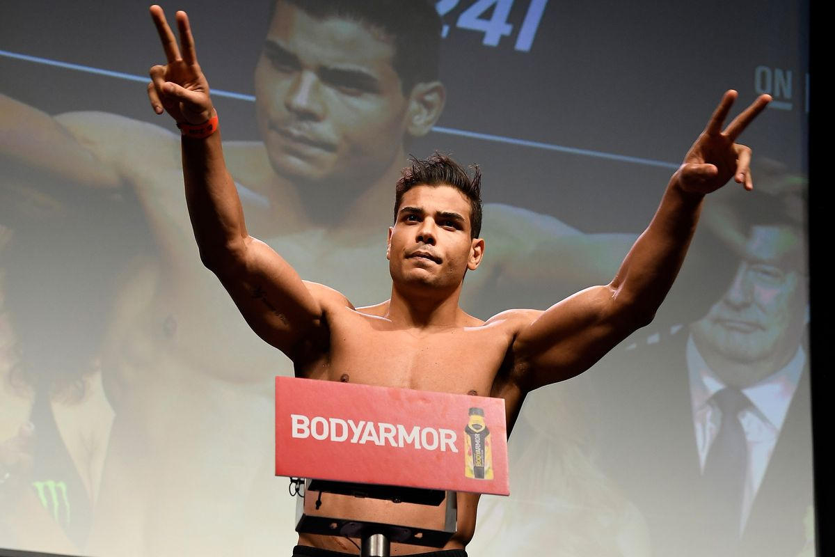 Paulo Costa believes Robert Whittaker will beat 'fake champion' Israel Adesanya at UFC 243
