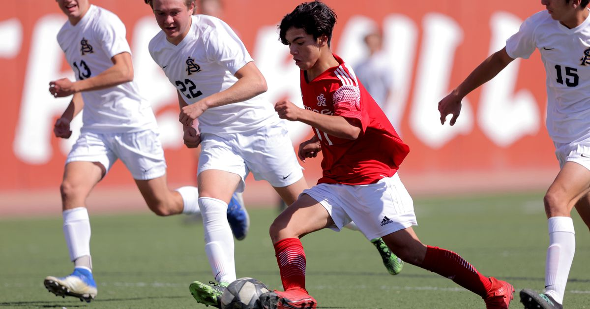 High school boys soccer: Defending champion Judge defeats Summit Academy to advance to 3rd straight 3A semifinal game