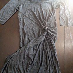 Jersey dress, $38