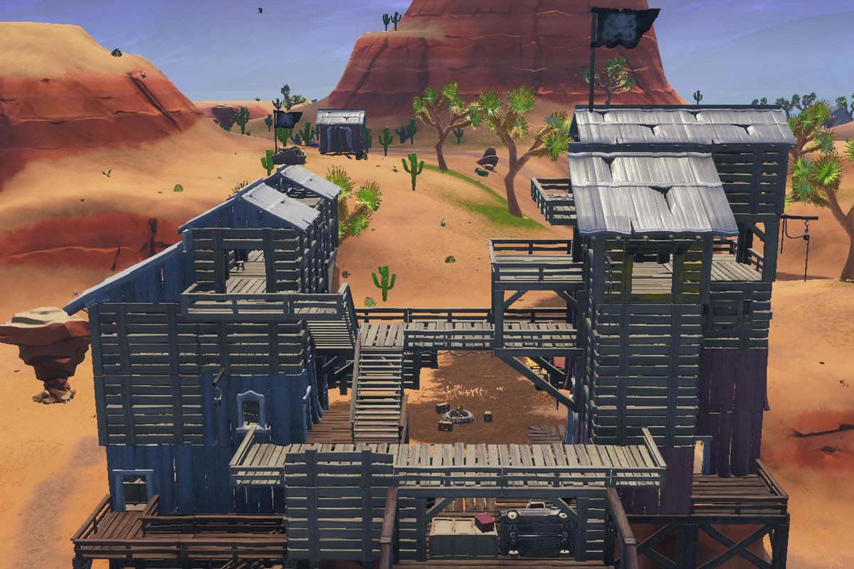 epic games via polygon - pirate camps fortnite map locations