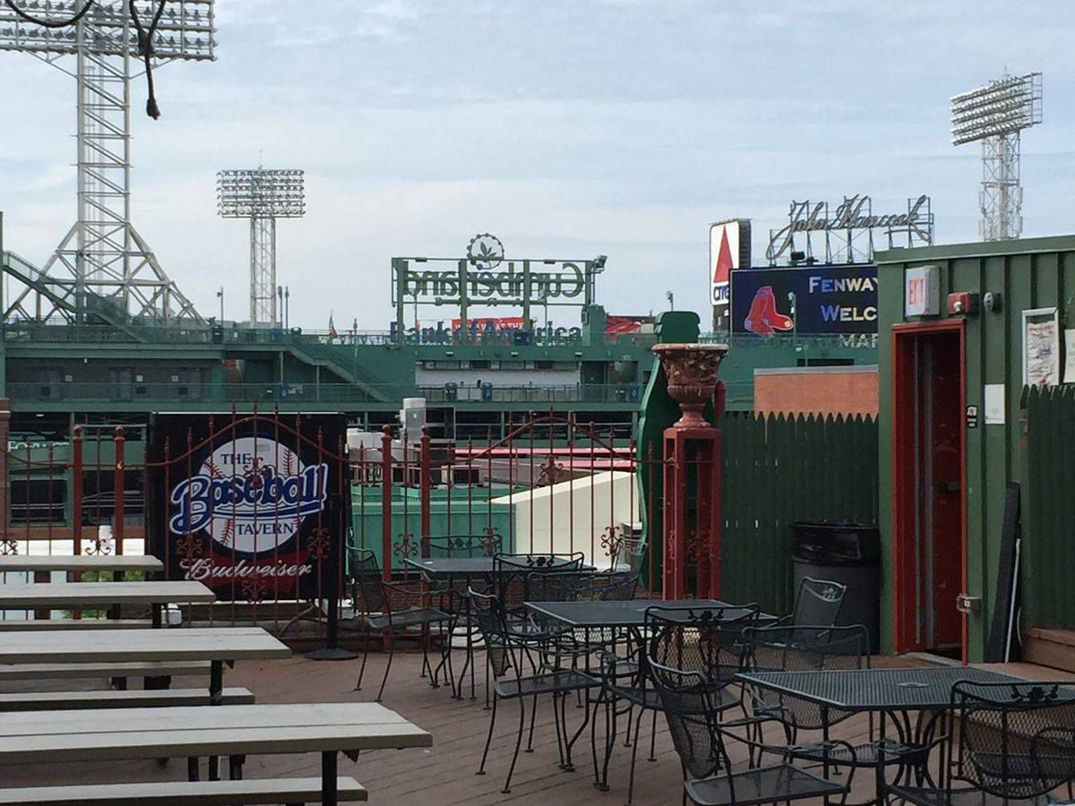 Where To Drink Before Watching The Sox At Fenway Park