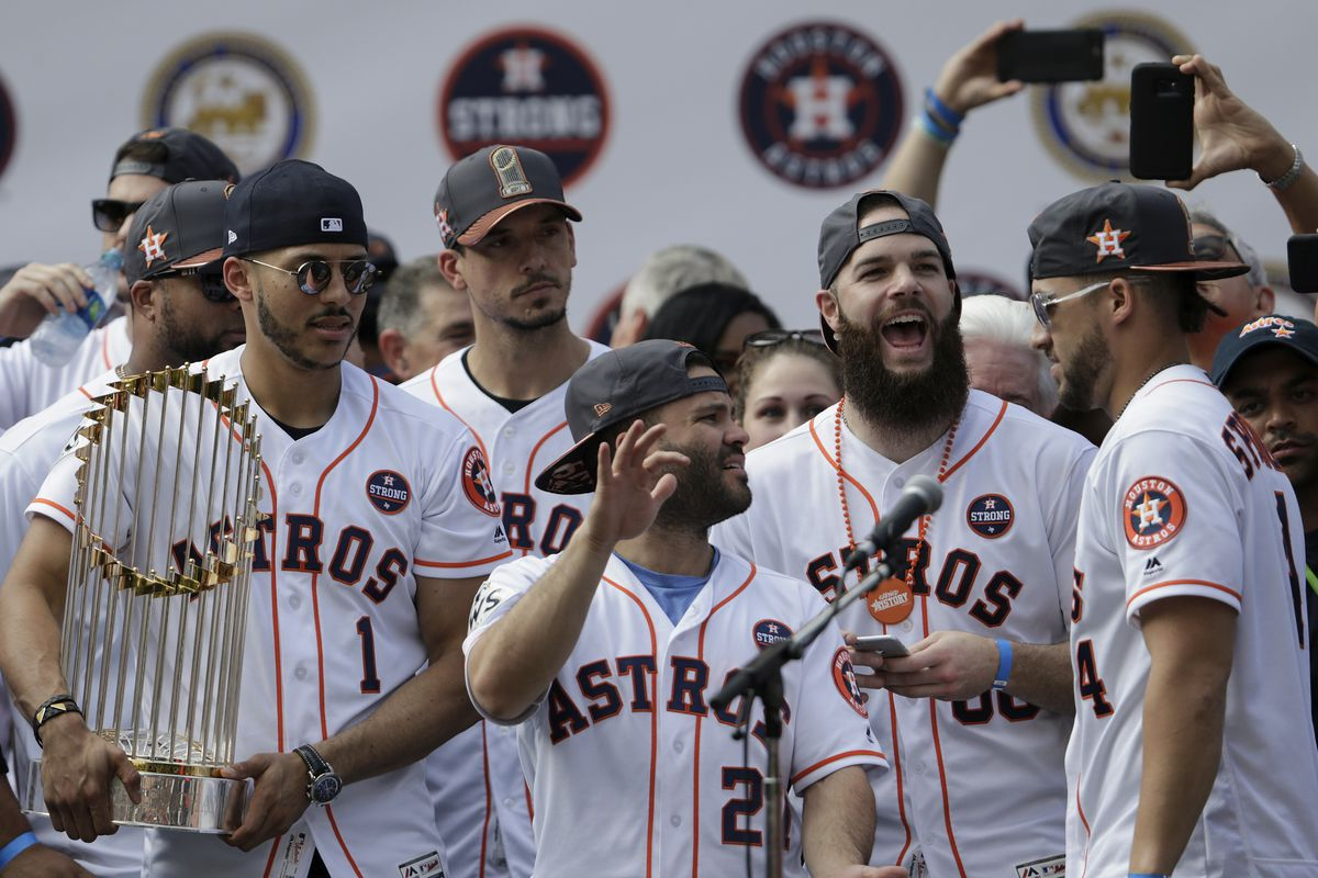 Astros World Series >> World Series 2017 Astros Vs Dodgers Was The Best Series Of