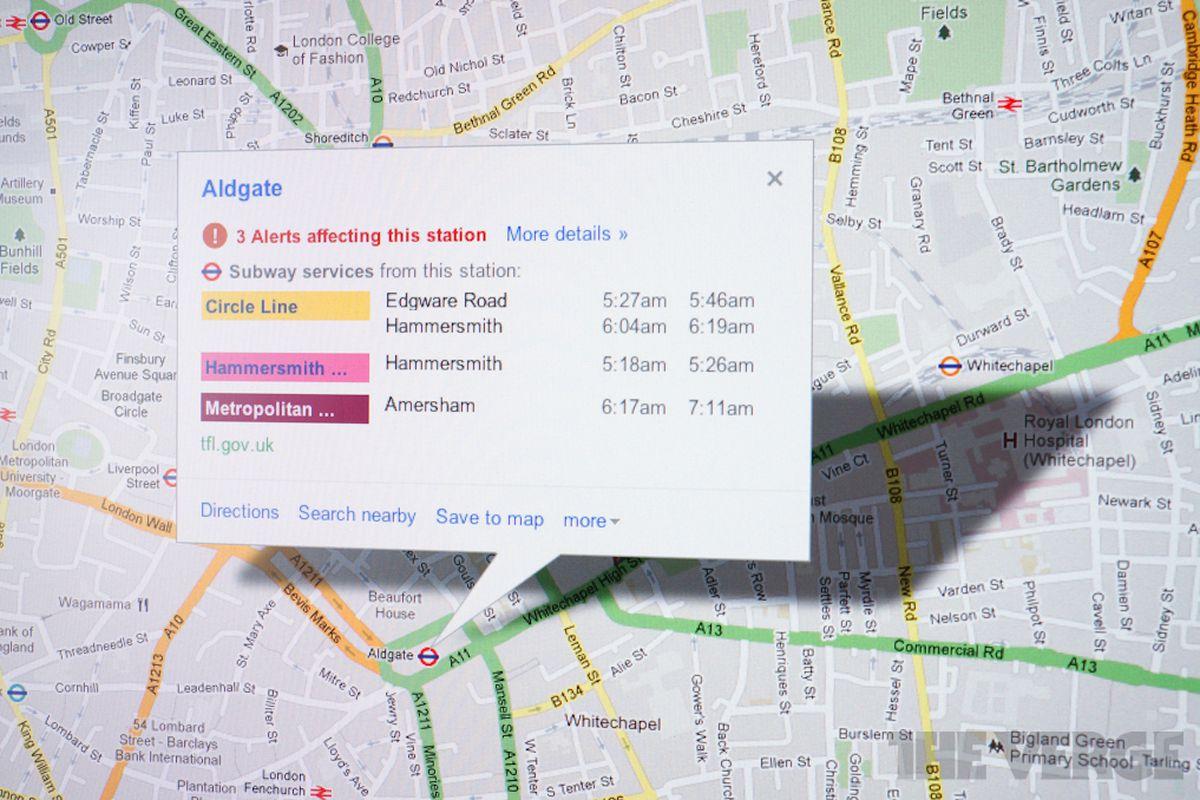 google maps stock 1020
