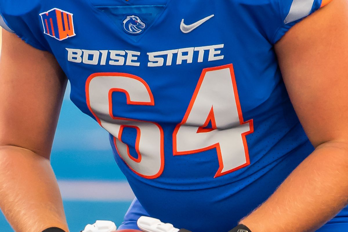 COLLEGE FOOTBALL: SEP 08 UConn at Boise State