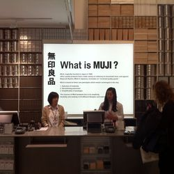 In case you were wondering what MUJI is