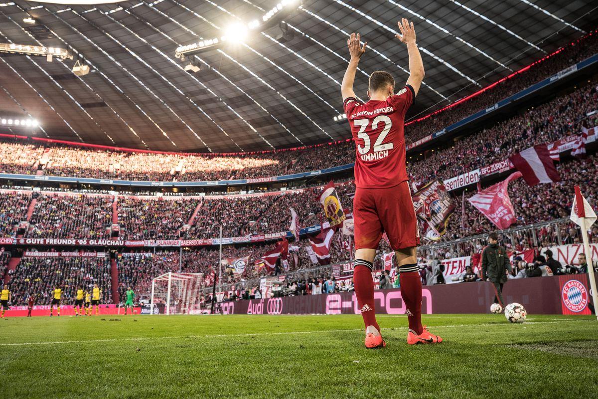 FC Bayern Muenchen v Borussia Dortmund - Bundesliga For DFL