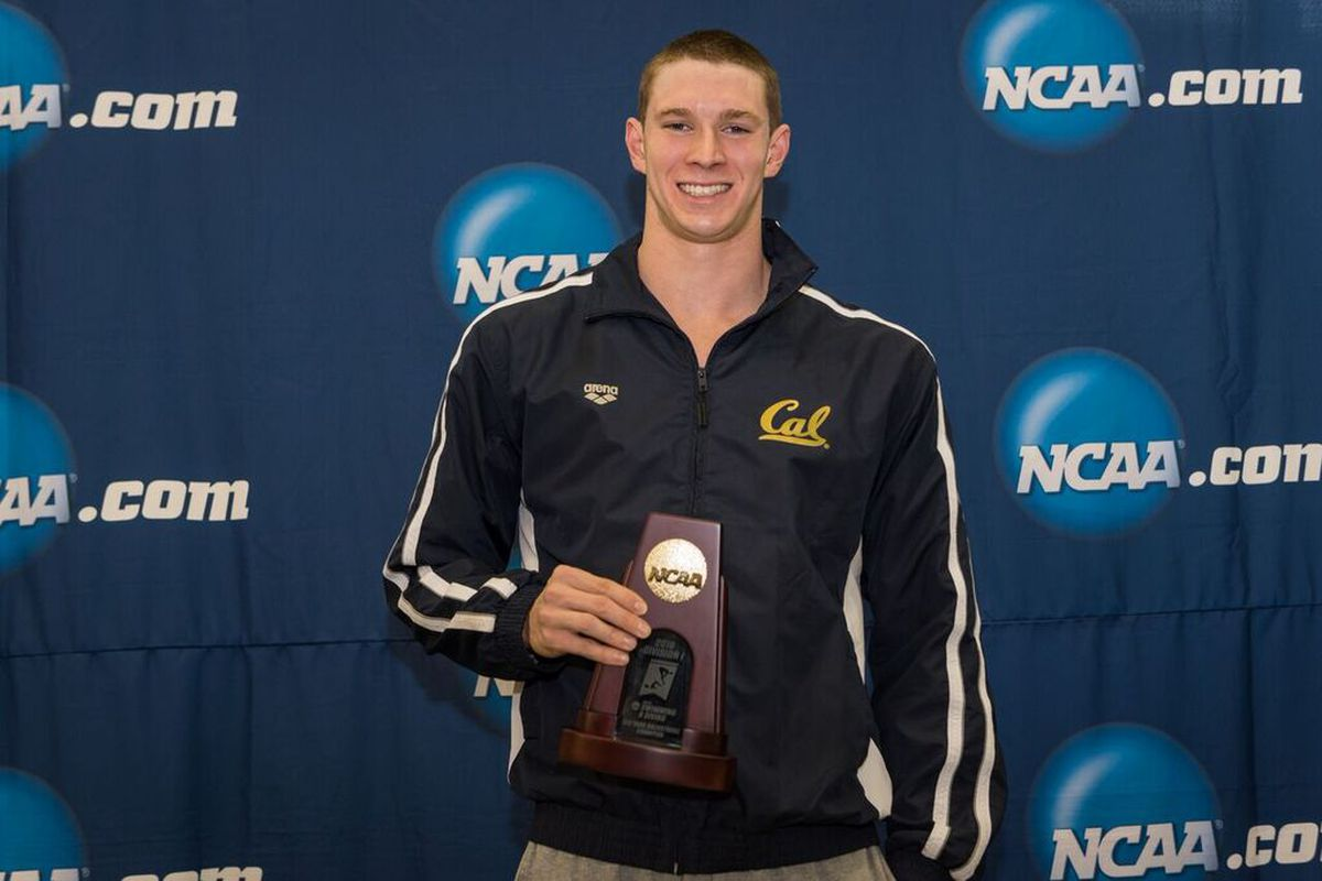 Junior Ryan Murphy will try to make it 6 for 6 on Saturday in winning backstroke races (100 and 200) in his NCAA career.