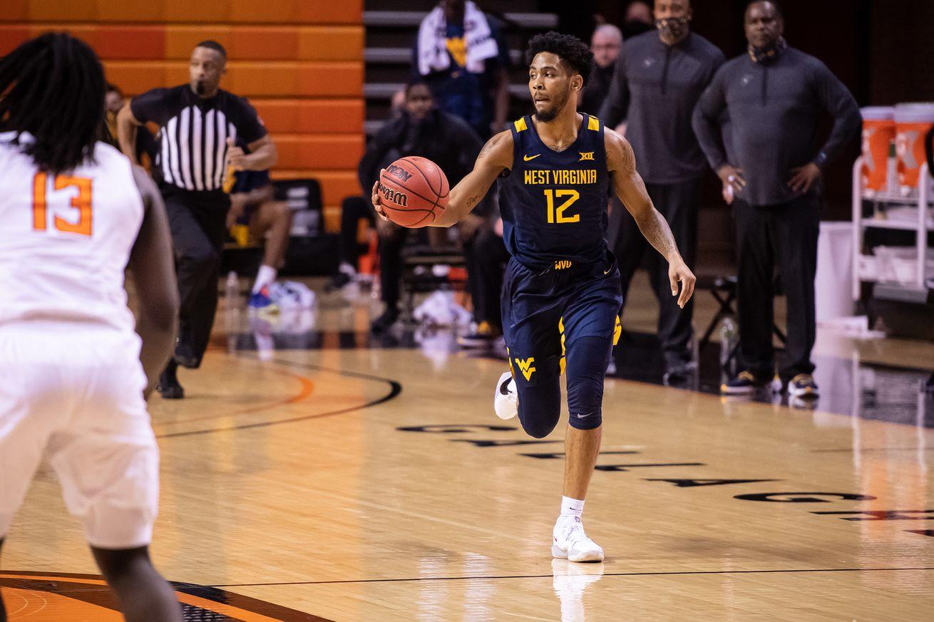 Taz Sherman Returns to WVU Basketball
