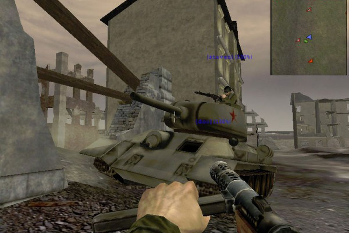 play this: 'battlefield 1942' for free through origin - the verge