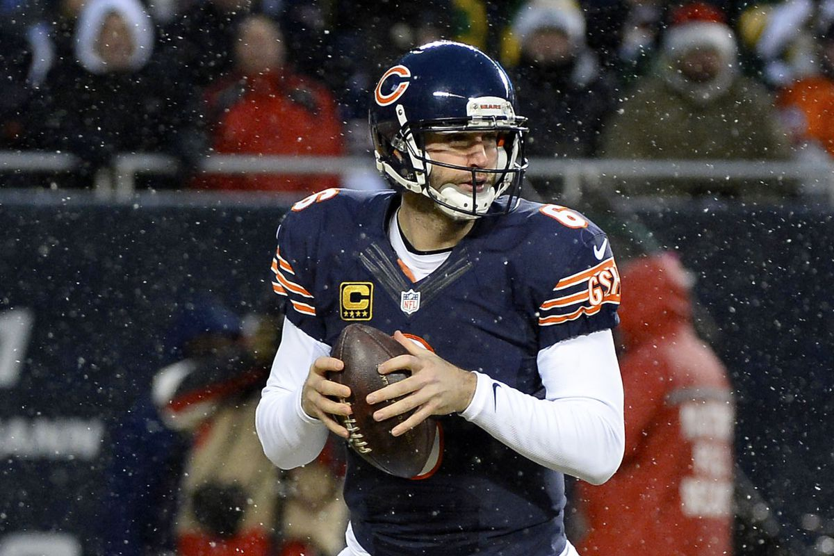 Jay Cutler contract  New deal reportedly worth  126 million with  54  million guaranteed 708186c95