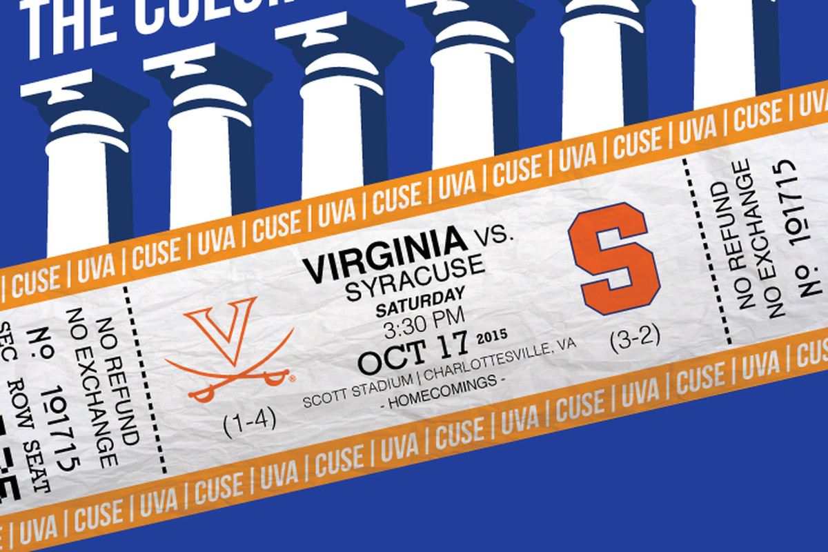 The Column Virginia Vs Syracuse Complete Preview Streaking The Lawn