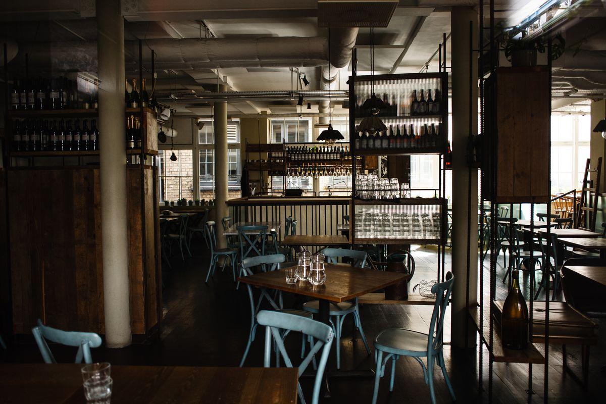 Coronavirus In London restaurants