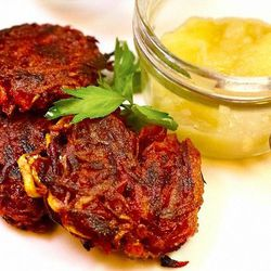 Latkes eat Gertler's Deli @thisisnotapopup until Sunday 1/27 by Stephen Zwick