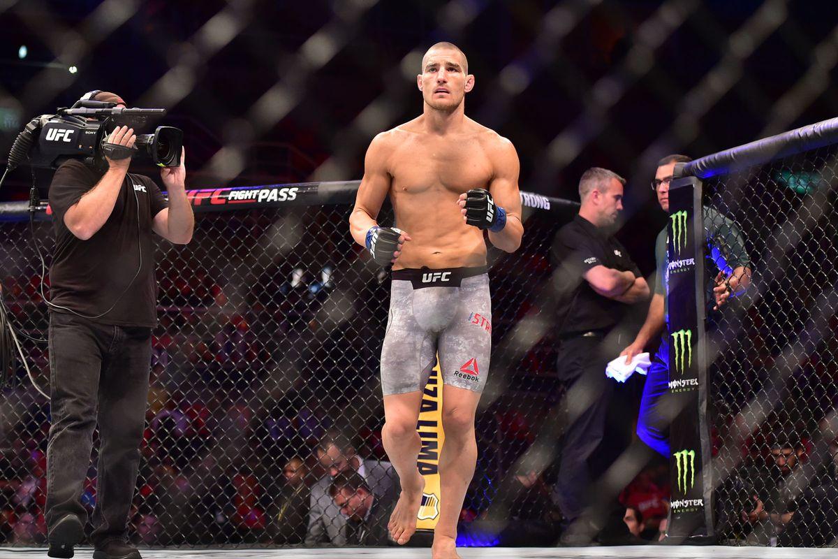 MMA: UFC 224- Zaleski dos Santos vs Strickland