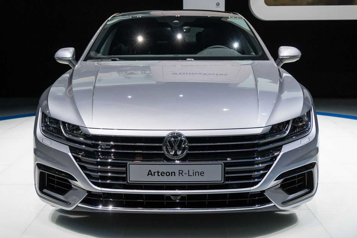 Volkswagens Latest Car Looks Like An Audi The Verge - Volkswagen audi