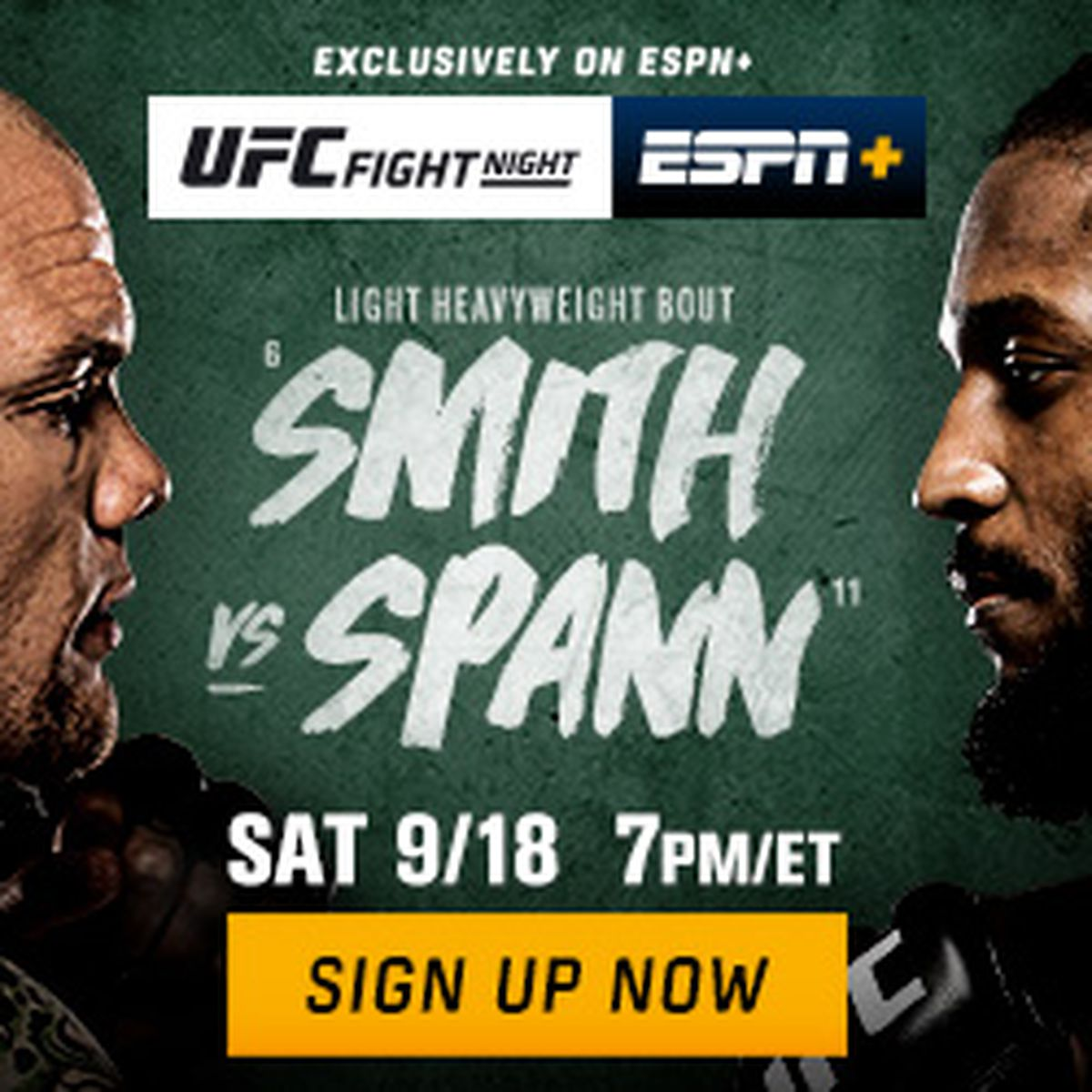 SMITH SPANN The Fight Chamber   UFC and MMA news   Boxing news
