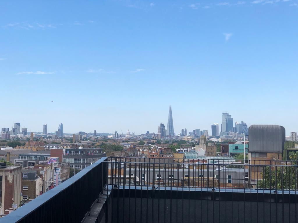 Forza Wine is Forza Win's new rooftop Peckham wine bar