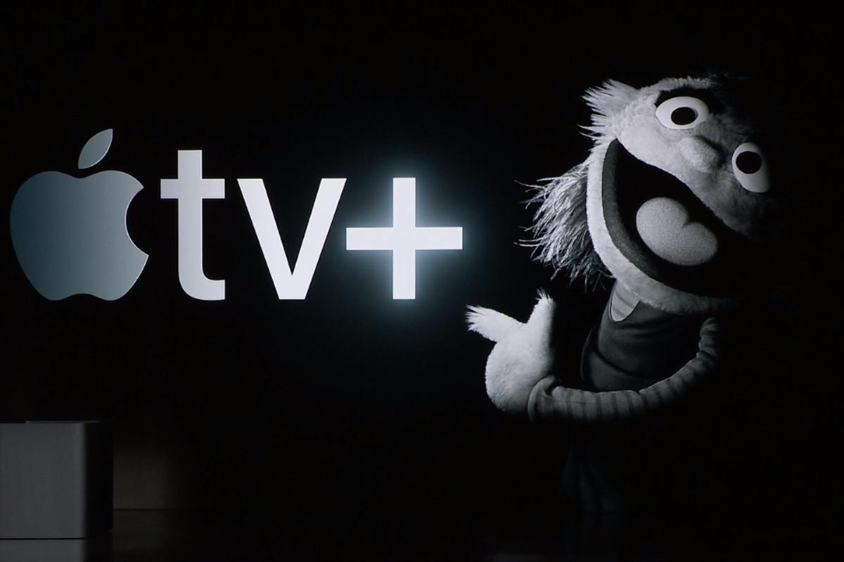 Big Bird with Apple TV Plus