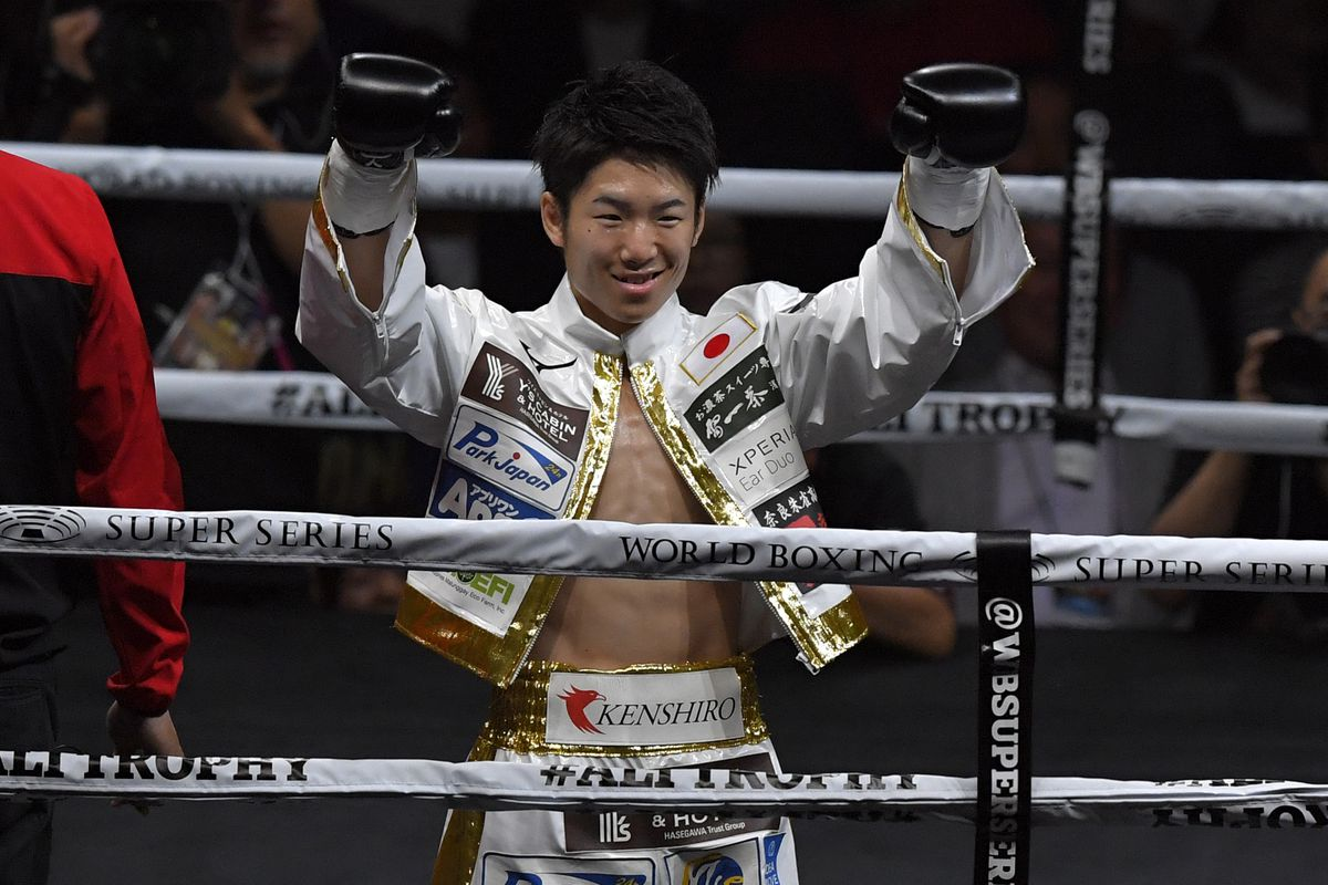 Kenshiro Teraji v Milan Melindo - WBC Light Flyweight Title Bout