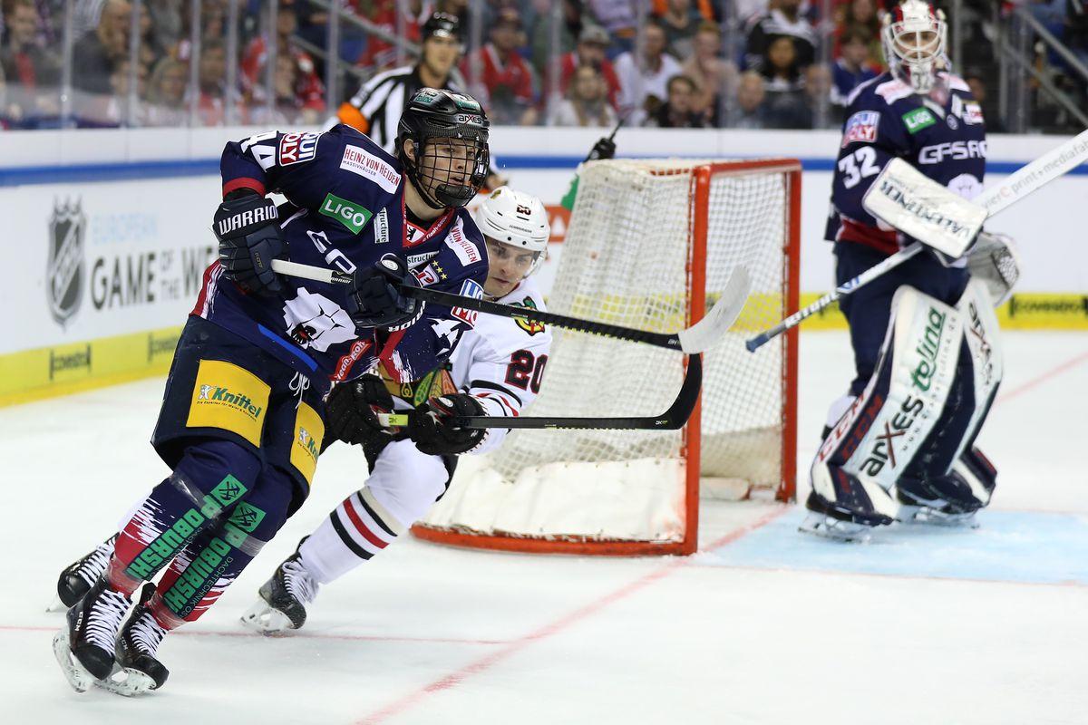 2019 NHL Global Series Challenge Germany - Chicago Blackhawks v Eisbaren Berlin