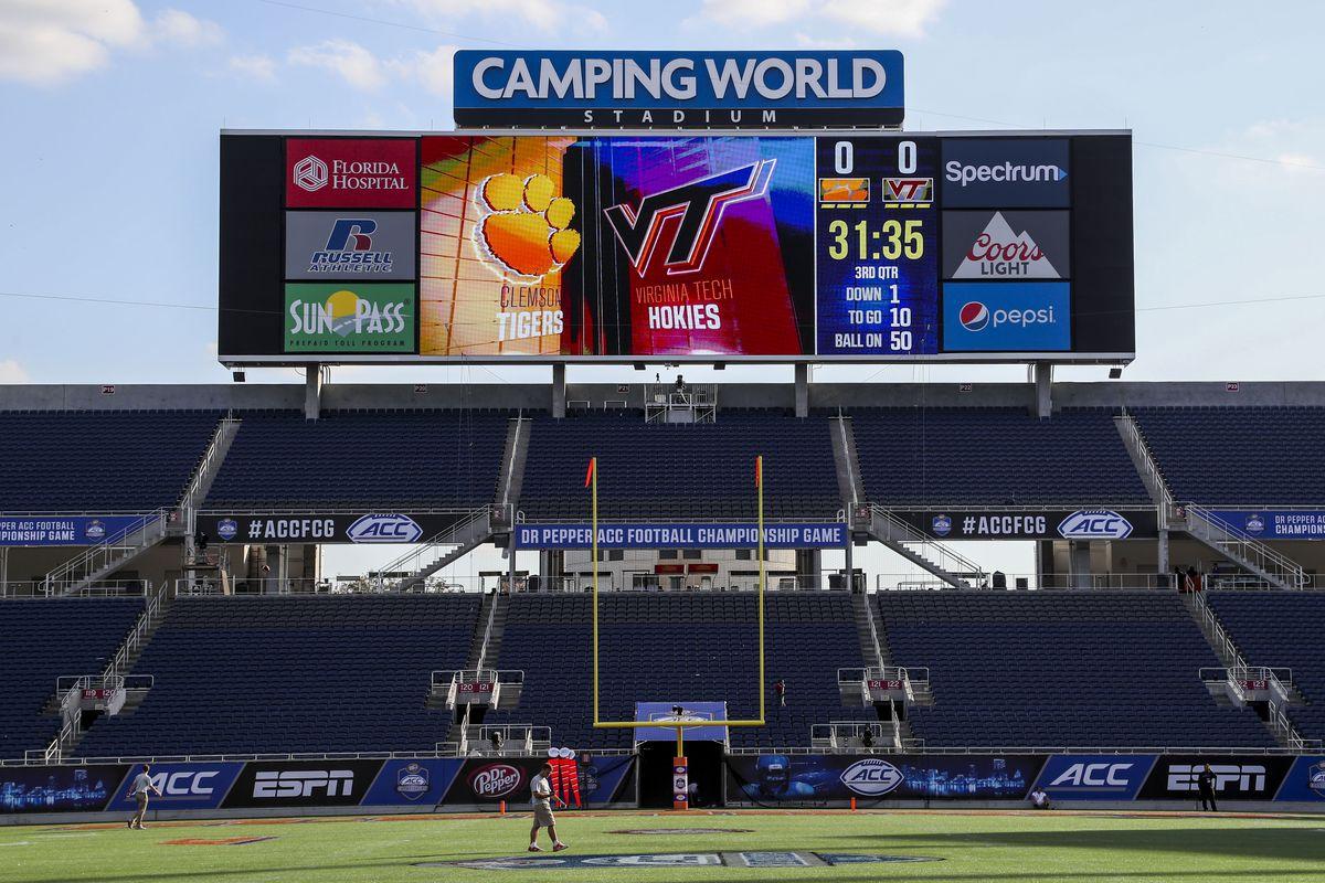Camping World Bowl 2018, West Virginia vs  Syracuse: Where