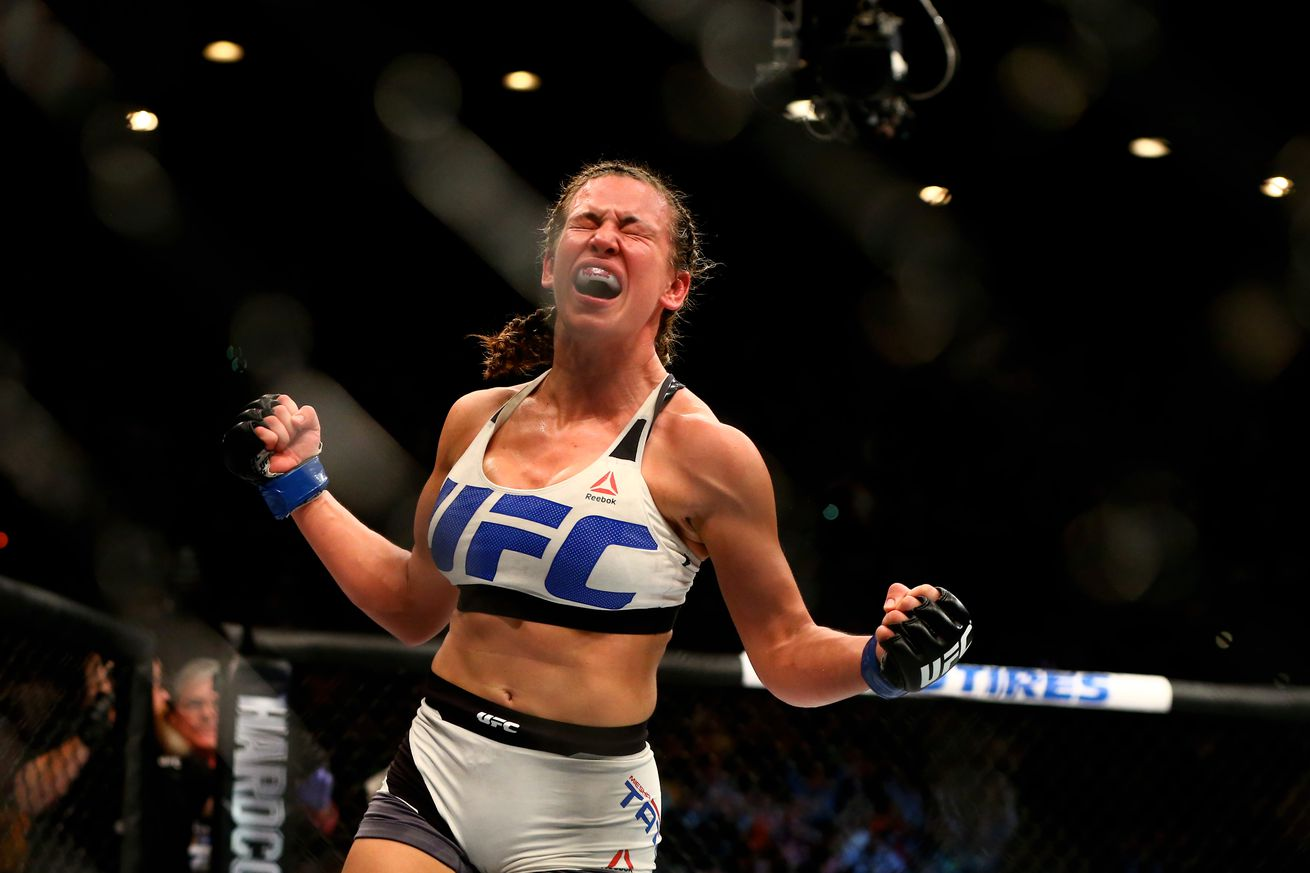Miesha Tate applauds UFC's equal opportunity platform   'It kind of blows my mind'